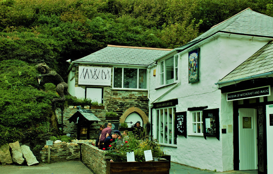 a picture of the witchcraft museum
