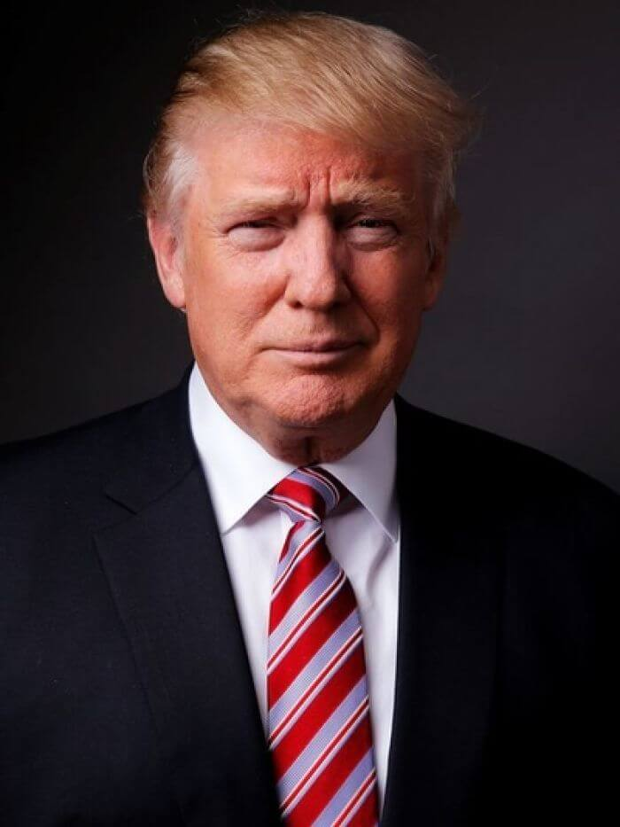 a picture of Donald Trump